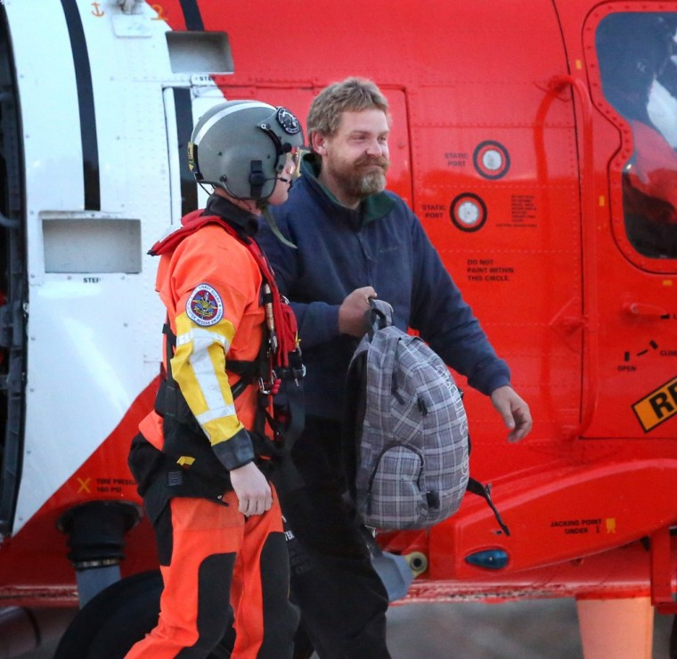Missing Sailor Found Off Cape Hatteras- And A Sailboat