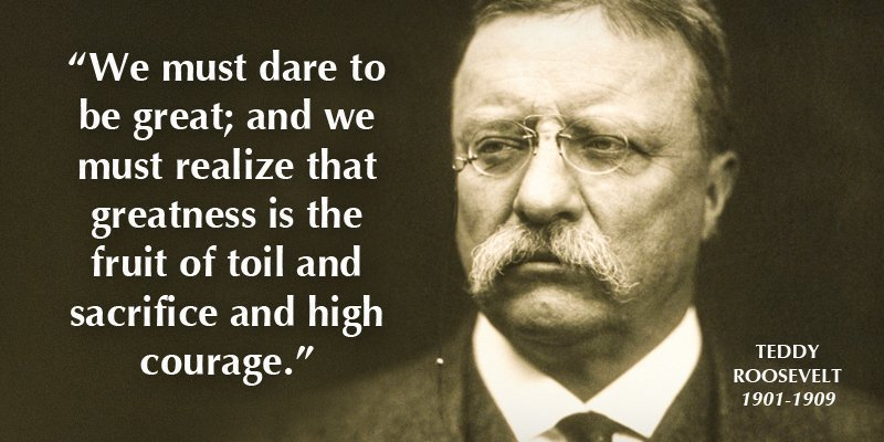 theodore roosevelt quotes on leadership   Uncle Sam's Misguided