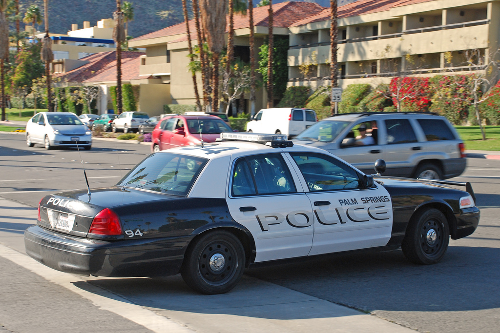 Two Police Killed in Palm Springs, One Wounded - Uncle Sam's