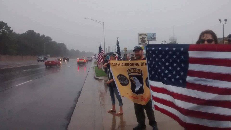 Americans Showed Support for the Fallen, Westboro Failed to Show Up