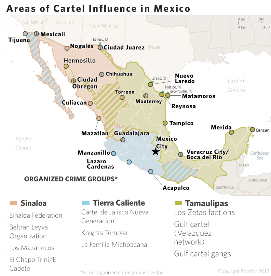 Mexican Gulf Cartel Training Camp Near US Border - Uncle