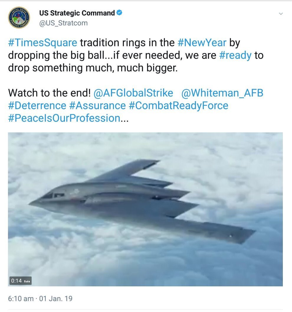Stratcom Steps on Sensitive Toes with Deleted Readiness Tweet