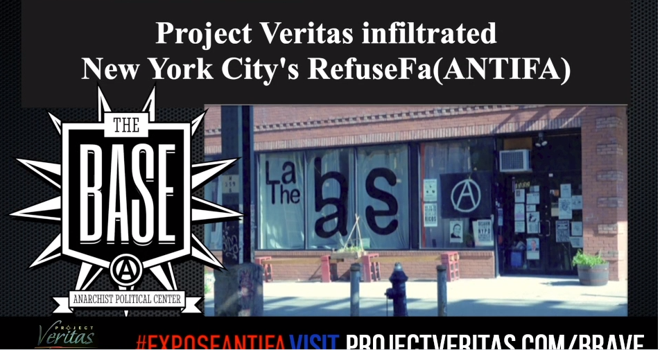project veritas infiltrated