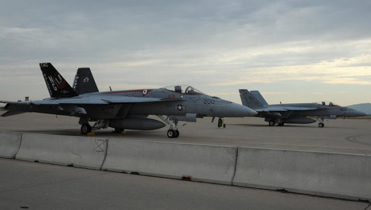 LeMoore Naval Air Station Crash - How'd They Get Past the
