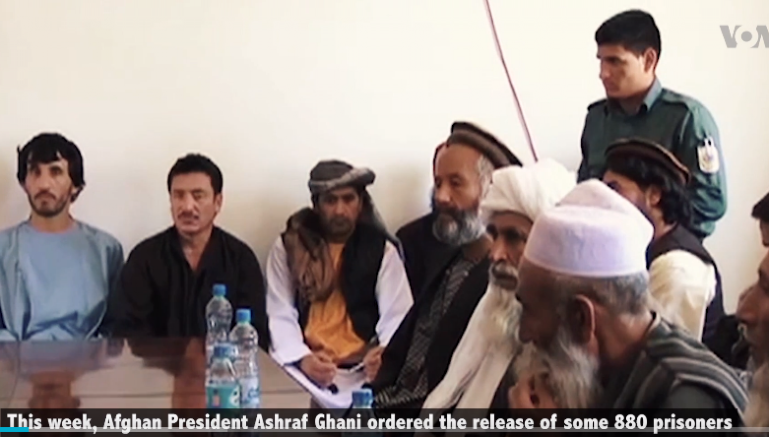Afghanistan Compromise with Taliban – Released Hundreds of Taliban Prisoners